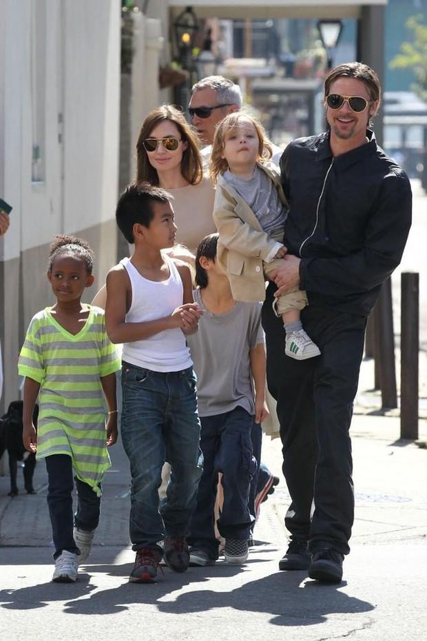 Tranh chấp nuôi con chưa xong, Brad Pitt và Angelina Jolie lại đấu tố nhau vì tài sản - Ảnh 4.
