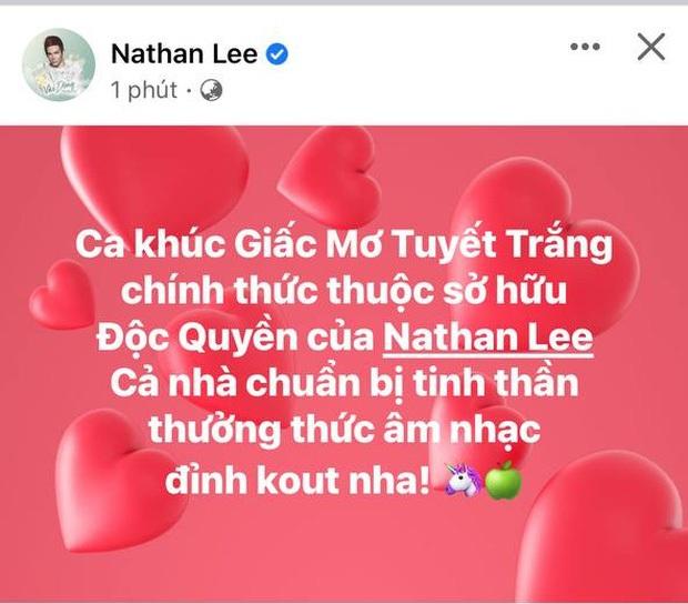Nhạc sĩ bán hit Giấc Mơ Tuyết Trắng độc quyền cho Nathan Lee là người yêu cũ Thuỷ Tiên - Ảnh 2.