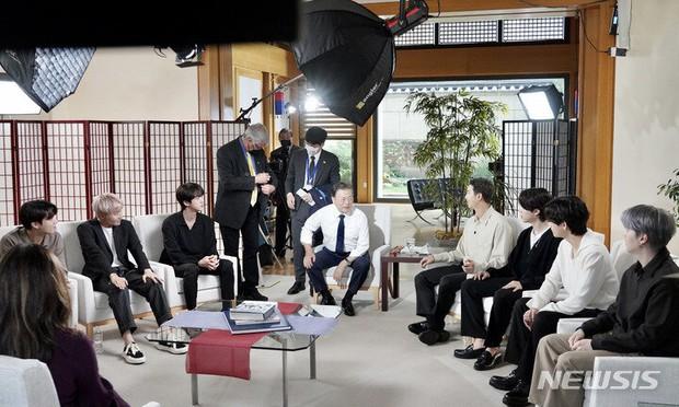 1 tuần bận rộn của đặc phái viên BTS: Sát sao bên Tổng thống Hàn Quốc, diện kiến Tổng Thư ký LHQ, trình diễn tại Đại hội đồng! - Ảnh 8.