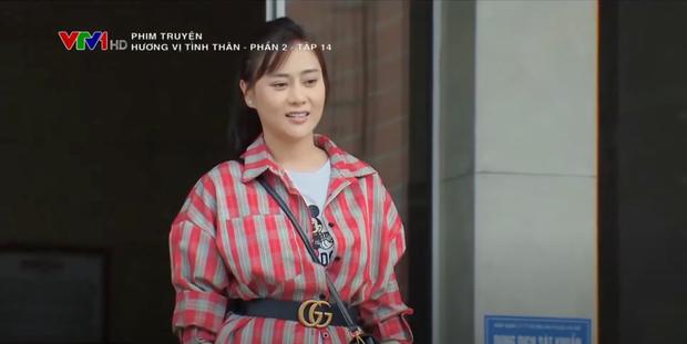 Sau bộ đồ ngủ kém duyên, Phương Oanh lại rơi vào cảnh mặc váy phản chủ, lộ vòng 2 kém thon - Ảnh 7.