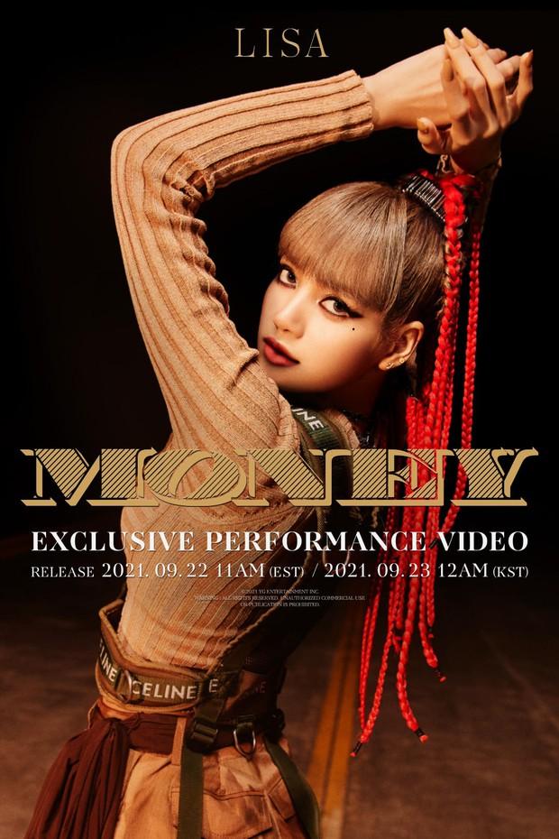 Ca khúc b-side của Lisa bất ngờ lập kỷ lục trên BXH Mỹ, sánh ngang thành viên nhà BTS và 1 đại diện sừng sỏ của Kpop - Ảnh 4.