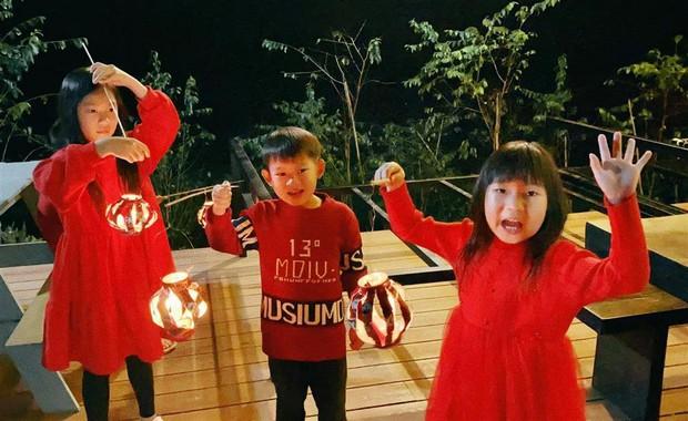 Rộ tin Lý Hải - Minh Hà bí mật sinh nhóc tỳ thứ 5, nguồn cơn từ loạt ảnh đêm Trung thu - Ảnh 6.