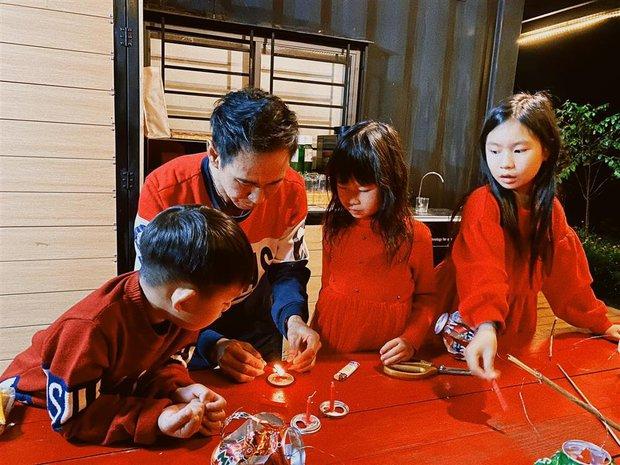Rộ tin Lý Hải - Minh Hà bí mật sinh nhóc tỳ thứ 5, nguồn cơn từ loạt ảnh đêm Trung thu - Ảnh 5.