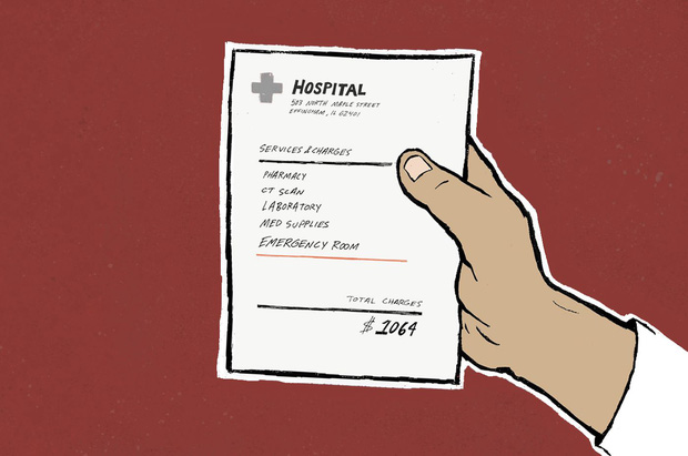 Con gái chết ở bệnh viện, theo sau là khoản viện phí hơn 6 tỷ đồng: Những tờ hóa đơn ma để lộ thực tế đáng sợ của ngành y nước Mỹ - Ảnh 4.
