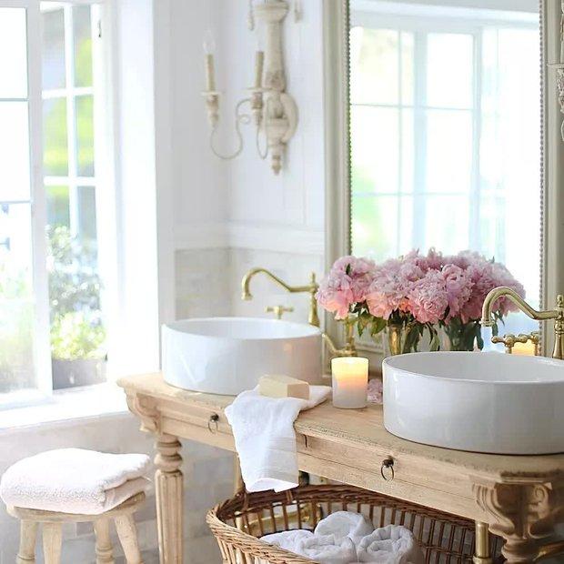 Người sành có 6 cách trưng khăn tắm cực sang, muốn lên hạng phòng tắm thì copy ngay - Ảnh 10.