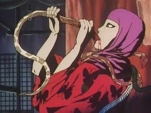 Cô bé 12 tuổi bị hành xác, cưỡng bức bởi cả rạp xiếc ma quái: Đây chính là anime gây tranh cãi nhất mọi thời đại của xứ Nhật! - Ảnh 7.