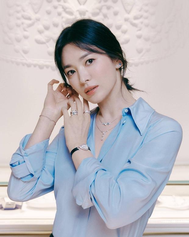 Thế nào là quốc bảo nhan sắc: Song Hye Kyo - Phạm Băng Băng tạo nên tiêu chuẩn khác xa nhau, thế giới có 2 icon tầm cỡ đối lập - Ảnh 17.