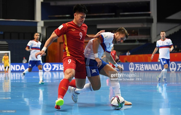 Cầu thủ nén đau ghi bàn thắng lịch sử cho futsal Việt Nam: Có chết em cũng đá vì đời cầu thủ mấy lần được dự World Cup đâu? - Ảnh 1.