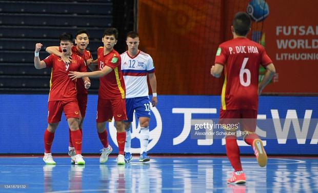 Cầu thủ nén đau ghi bàn thắng lịch sử cho futsal Việt Nam: Có chết em cũng đá vì đời cầu thủ mấy lần được dự World Cup đâu? - Ảnh 2.