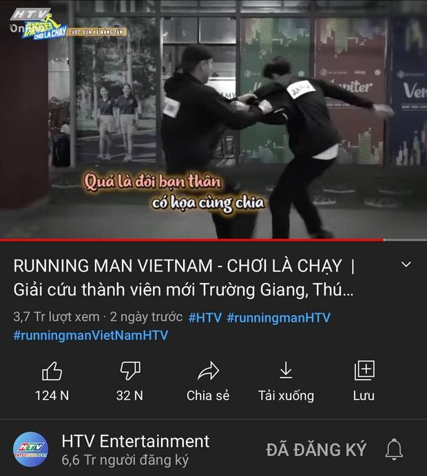 Xuất hiện bài tố ê-kíp Running Man cầu cứu fan Jack cày view, mâu thuẫn với nhà đài HTV, thực hư là gì? - Ảnh 2.