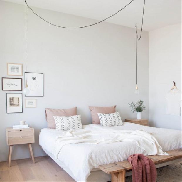 Kiến trúc sư tư vấn 6 giải pháp thiết kế cho phòng ngủ nhỏ, gợi ý loạt đồ nội thất giúp tận dụng từng centimet - Ảnh 8.