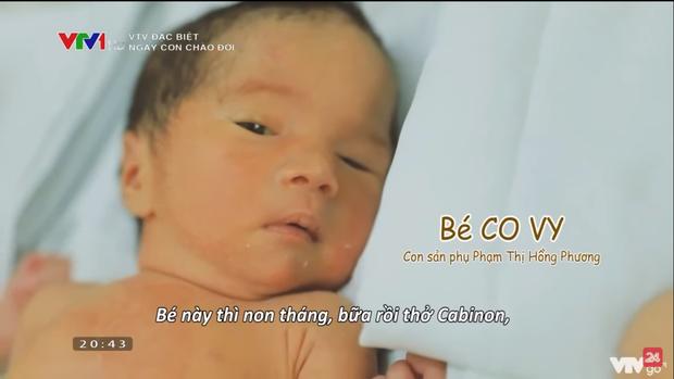 Phóng sự đặc biệt VTV Ngày con chào đời - những giọt nước mắt của hạnh phúc đón chào một sinh linh giữa đại dịch - Ảnh 4.