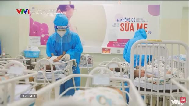 Phóng sự đặc biệt VTV Ngày con chào đời - những giọt nước mắt của hạnh phúc đón chào một sinh linh giữa đại dịch - Ảnh 8.