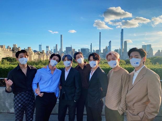 Sau bài phát biểu trước Liên Hợp Quốc, BTS tiếp tục khiến fan phổng mũi vì được UNICEF chọn làm điều đặc biệt này - Ảnh 5.