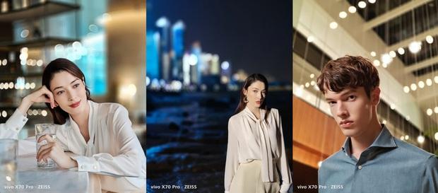 Vivo cho ra mắt smartphone X70 Pro với mặt lưng sang trọng, cùng camera được nâng cấp mới - Ảnh 2.