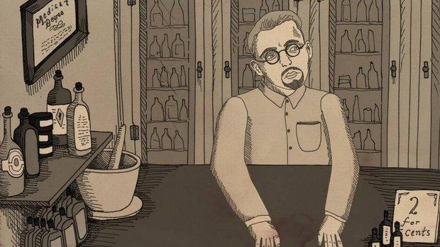Vị bác sĩ lắp... tinh hoàn dê cho người để chữa liệt dương rồi kiếm bộn tiền: Chuyện tưởng đùa mà có thật 100% - Ảnh 2.