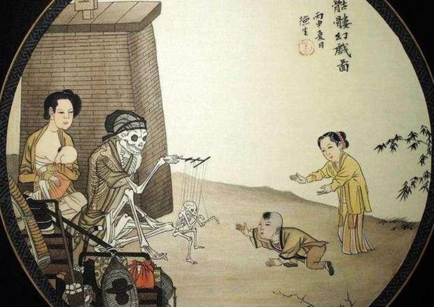 Bức tranh xương cốt kỳ dị 800 năm khắp Trung Quốc không ai lý giải được, phóng to 10 lần chuyên gia trầm trồ: Người xưa quá uyên bác! - Ảnh 2.