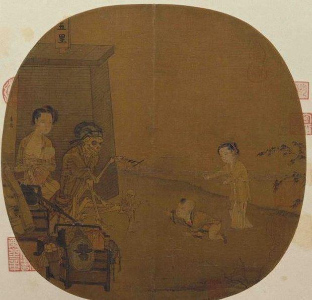Bức tranh xương cốt kỳ dị 800 năm khắp Trung Quốc không ai lý giải được, phóng to 10 lần chuyên gia trầm trồ: Người xưa quá uyên bác! - Ảnh 1.