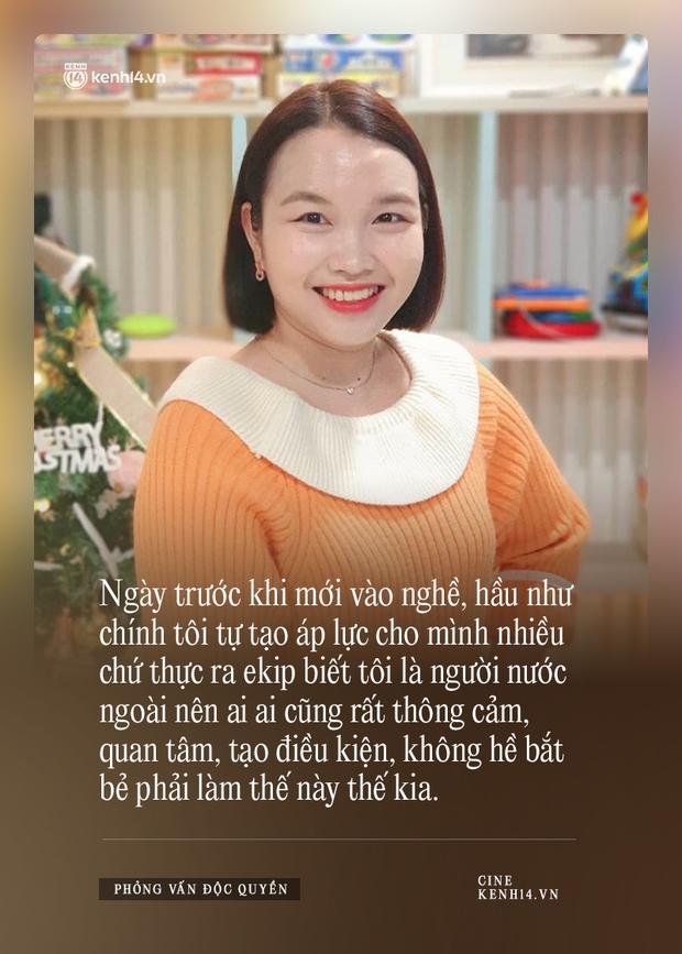 Phỏng vấn độc quyền diễn viên Việt ở bom tấn Hàn: Từ đầu đạo diễn đã nói vai này chắc chắn là của tôi - Ảnh 3.