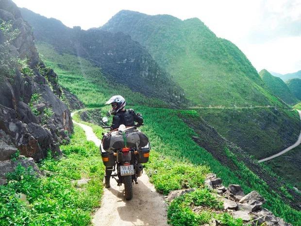Việt Nam có loạt địa điểm nguy hiểm bậc nhất, dân du lịch yếu tim xem ảnh thôi đã hoảng nói chi đến trải nghiệm! - Ảnh 2.