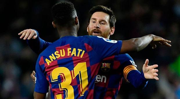 Messi là tên bạo chúa trong các buổi tập - Ảnh 2.