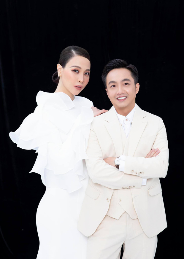 Đàm Thu Trang và Cường Đô La bắt tay giật lại spotlight từ ái nữ, bố mẹ bỉm nay sang chảnh hết ý chuẩn tổng tài! - Ảnh 3.