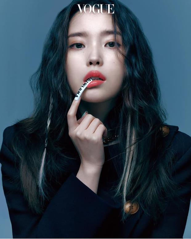 Gucci hỏi netizen trả lời: IU - Irene - Lee Sung Kyung, mời bạn đưa ra danh xưng về nàng mỹ nhân trong loạt ảnh này - Ảnh 2.