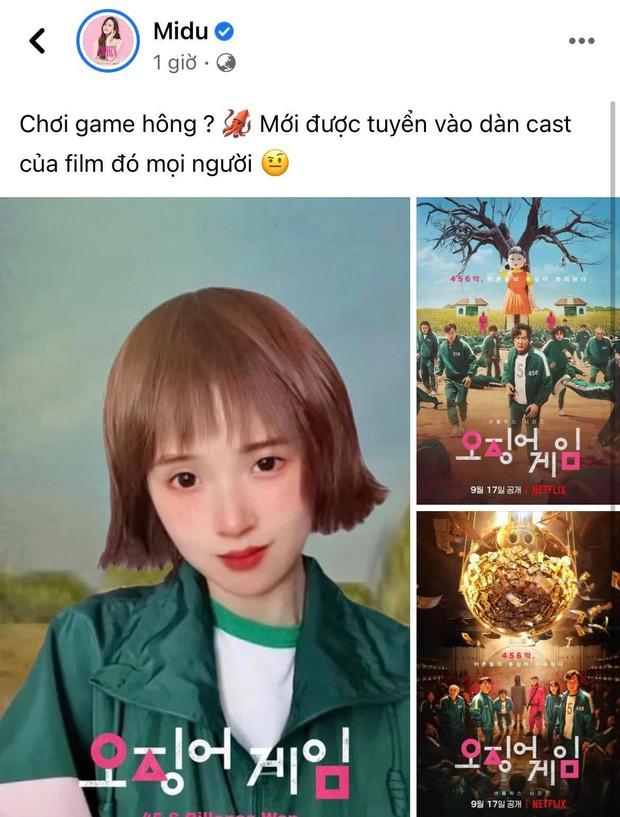 Mỹ nhân giảng viên nổi tiếng Vbiz xuất hiện trong Squid Game, netizen đứng hình mất 3 giây? - Ảnh 4.