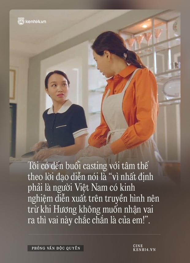 Phỏng vấn độc quyền diễn viên Việt ở bom tấn Hàn: Từ đầu đạo diễn đã nói vai này chắc chắn là của tôi - Ảnh 5.