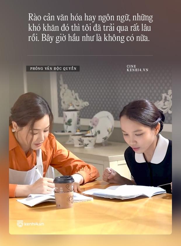 Phỏng vấn độc quyền diễn viên Việt ở bom tấn Hàn: Từ đầu đạo diễn đã nói vai này chắc chắn là của tôi - Ảnh 7.