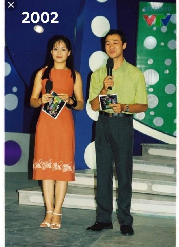 Hành trình nhan sắc 19 năm của Giám đốc VFC Diễm Quỳnh, đâu phải ngẫu nhiên mà họ gọi là Hoa khôi VTV! - Ảnh 7.