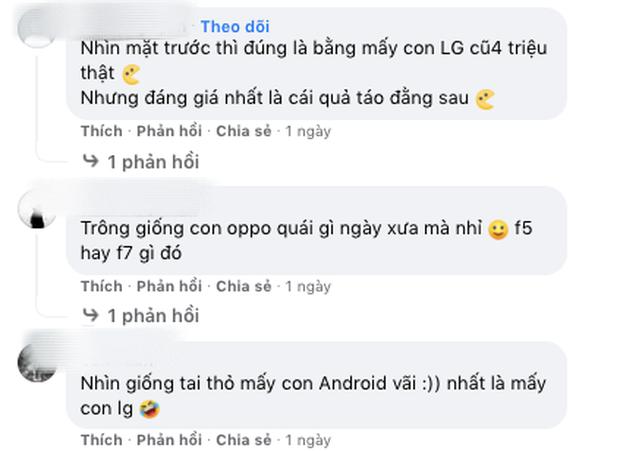 iPhone 13 lộ diện phần notch nhỏ hơn 20% nhưng bị netizen chê tới tấp vì nhìn chẳng khác gì mấy con Android giá rẻ? - Ảnh 7.