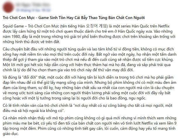 Netizen chỉ ra loạt điểm mạnh đáng khen của Squid Game: Một bộ phim rất Hàn Quốc và hơn thế nữa! - Ảnh 7.