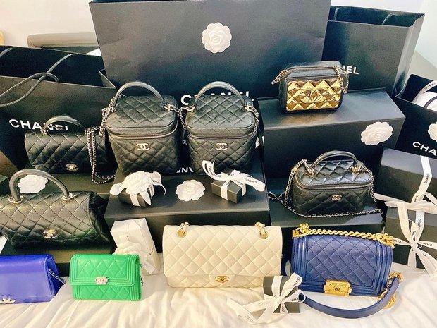 Danh tính con dâu tỷ phú một lần shopping ôm về nhà 10 chiếc túi Hermes và 10 chiếc túi Chanel - Ảnh 3.