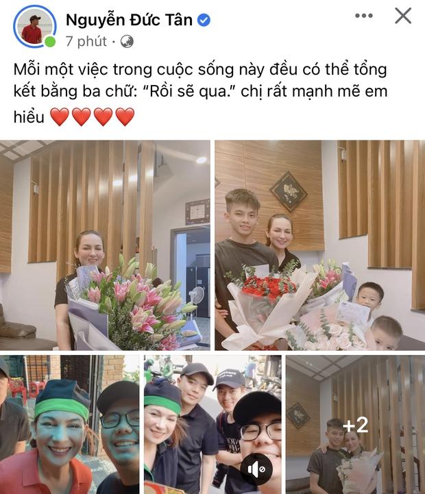 NS Hồng Vân - Nhật Kim Anh và dàn sao Việt đồng loạt hướng lòng nguyện cầu cho Phi Nhung sau thông tin sức khoẻ chuyển biến xấu - Ảnh 5.