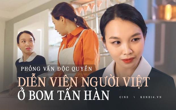 Phỏng vấn độc quyền diễn viên Việt ở bom tấn Hàn: Từ đầu đạo diễn đã nói vai này chắc chắn là của tôi - Ảnh 2.