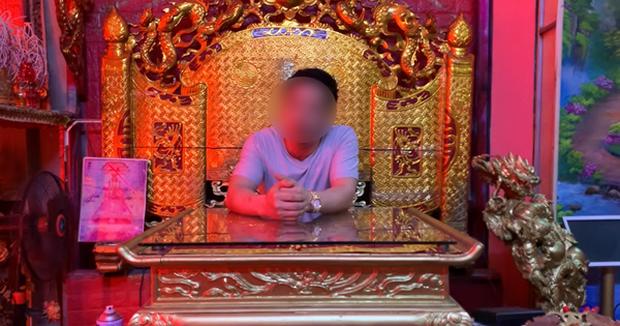 Hà Nội: Cách ly, xử lý người tự xưng Ngọc Hoàng đại đế chống Covid-19 bằng trấn yểm - Ảnh 1.