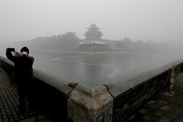 Ô nhiễm không khí khiến 7 triệu người tử vong sớm mỗi năm - Ảnh 1.