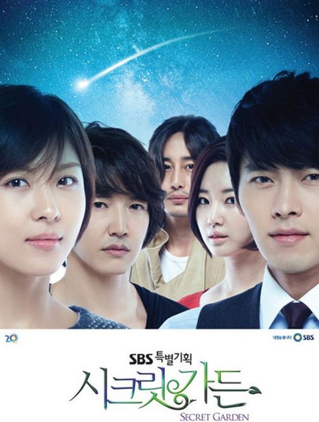 Loạt phim Hàn có poster í ẹ đến khó hiểu: Bom tấn toàn sao hạng A nhưng không có tiền thuê thiết kế hả? - Ảnh 5.
