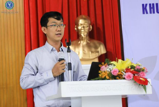 Profile của Tiến sĩ luật giao lưu cùng bà Phương Hằng trên livestream: Là giảng viên trường ĐH Luật TP.HCM, chuyên tư vấn pháp lý các dự án đầu tư bất động sản - Ảnh 2.
