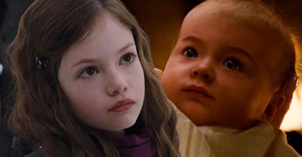 Con của Bella - Edward trong Twilight vốn trông như này: Kinh dị đến đâu mà dàn cast điếng người, hiện tượng tâm linh xảy ra quá khiếp? - Ảnh 1.