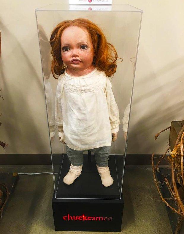 Con của Bella - Edward trong Twilight vốn trông như này: Kinh dị đến đâu mà dàn cast điếng người, hiện tượng tâm linh xảy ra quá khiếp? - Ảnh 5.