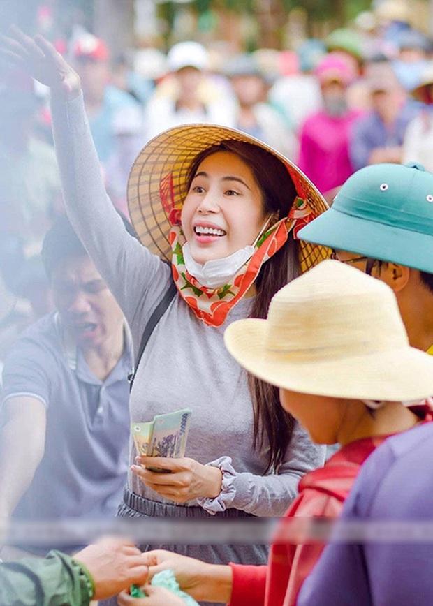 Trấn Thành nói về Thuỷ Tiên: Đây là người phụ nữ tử tế, đàng hoàng, dũng cảm và đầy tình thương - Ảnh 5.