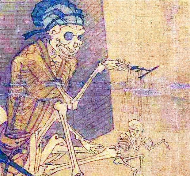 Bức tranh xương cốt kỳ dị 800 năm khắp Trung Quốc không ai lý giải được, phóng to 10 lần chuyên gia trầm trồ: Người xưa quá uyên bác! - Ảnh 3.