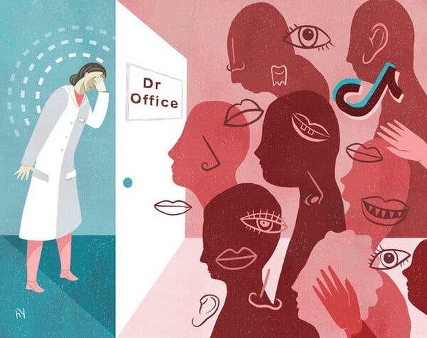 Đừng nghe theo mẹo làm đẹp từ TikTok nữa: Lời cảnh báo khẩn thiết từ các bác sĩ Hoa Kỳ - Ảnh 1.