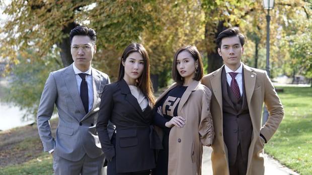 Muôn kiểu Bắc tiến đóng phim của diễn viên Việt: Khả Ngân - Diễm My 9x gây tranh cãi, Quốc Trường đổi đời luôn - Ảnh 13.
