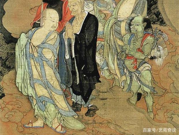 Phóng to 30 lần bộ tranh 700 tuổi, dân mạng Trung Quốc ngỡ ngàng vì một món đồ hiện đại: Thời nay nhà nào cũng có! - Ảnh 3.