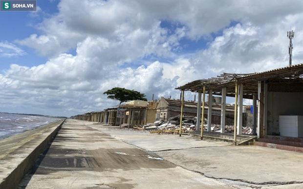 Xóa sổ toàn bộ hơn 100 ki ốt dọc bãi biển Quất Lâm, khu vực từng nhức nhối với nạn mại dâm - Ảnh 4.