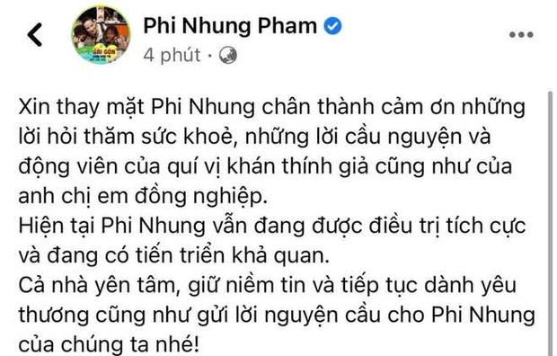 Bệnh tình Phi Nhung chuyển biến nhanh: Phải thở máy, lọc máu và qua đời sau hơn 1 tháng chuyển viện Chợ Rẫy để điều trị - Ảnh 19.