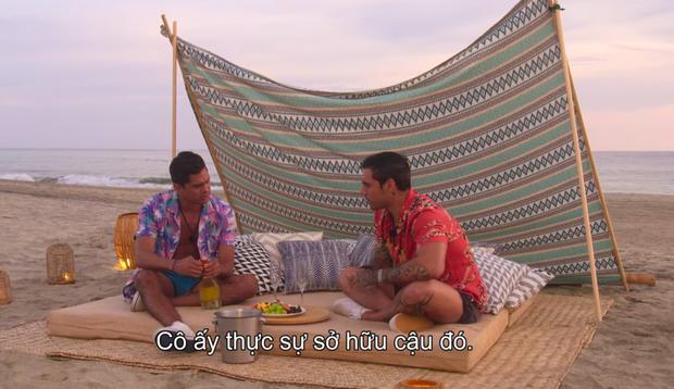 Trại kiêng sex bất ngờ sắp xếp cuộc hẹn riêng cho 2 trai hư, định tạo cặp LGBT đầu tiên tại Too Hot To Handle? - Ảnh 6.